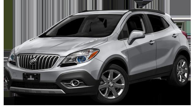 2016 Buick Encore Silver - Buick Black, Transparent background PNG HD thumbnail
