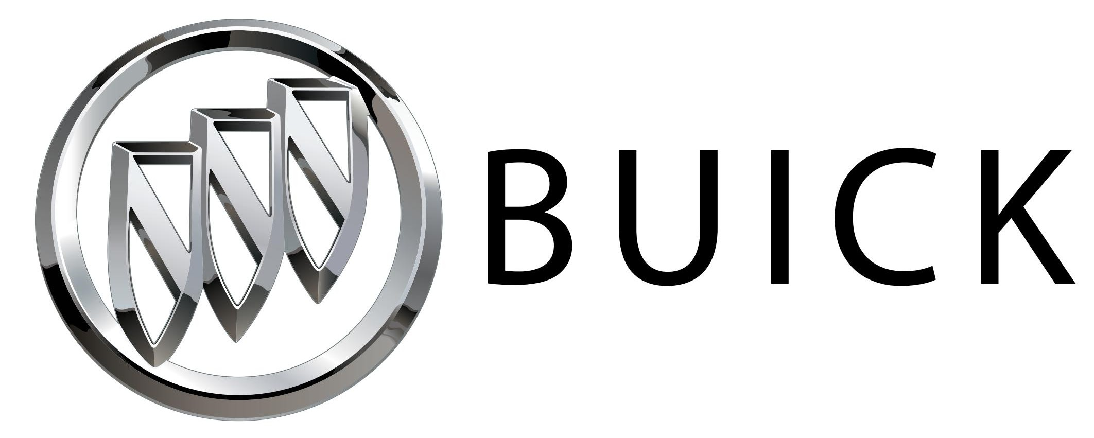 Buick Is A Premium Brand Of General Motors (Gm). - Buick Black, Transparent background PNG HD thumbnail