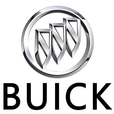 Roadside Logo - Buick Black, Transparent background PNG HD thumbnail