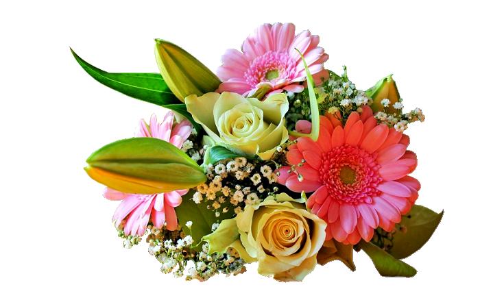 Bukiet Kwiatow PNG