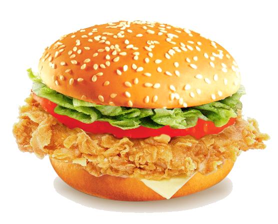 Burger PNG HD