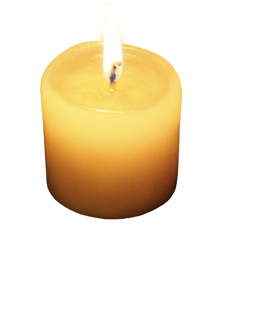 Burning Candle Png Hd - Burning Candle Png By Camelfobia, Transparent background PNG HD thumbnail