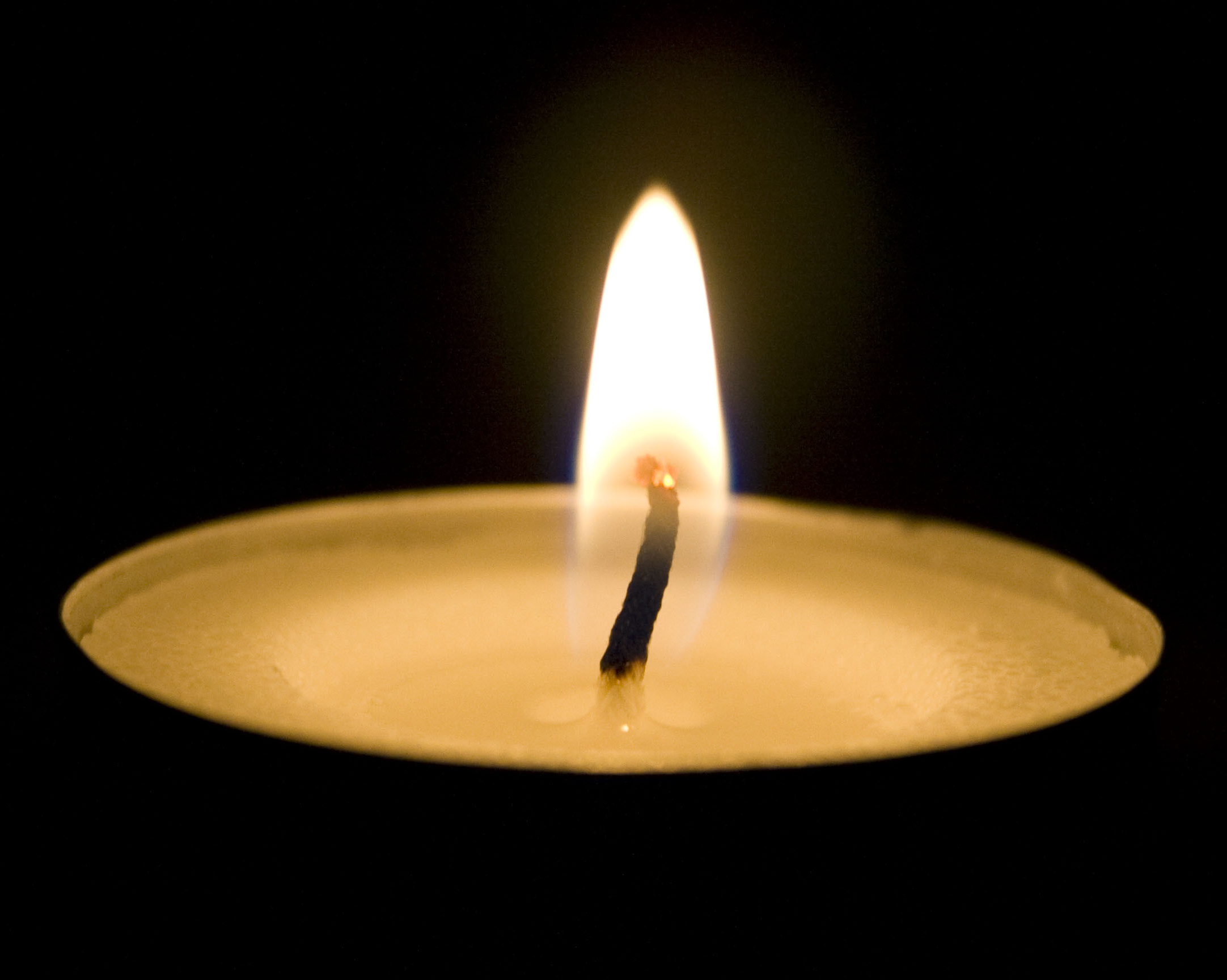 Burning Candle Png Hd - I Also Took Stills To Get A Closer Look At The Transparency Of Flame And The, Transparent background PNG HD thumbnail