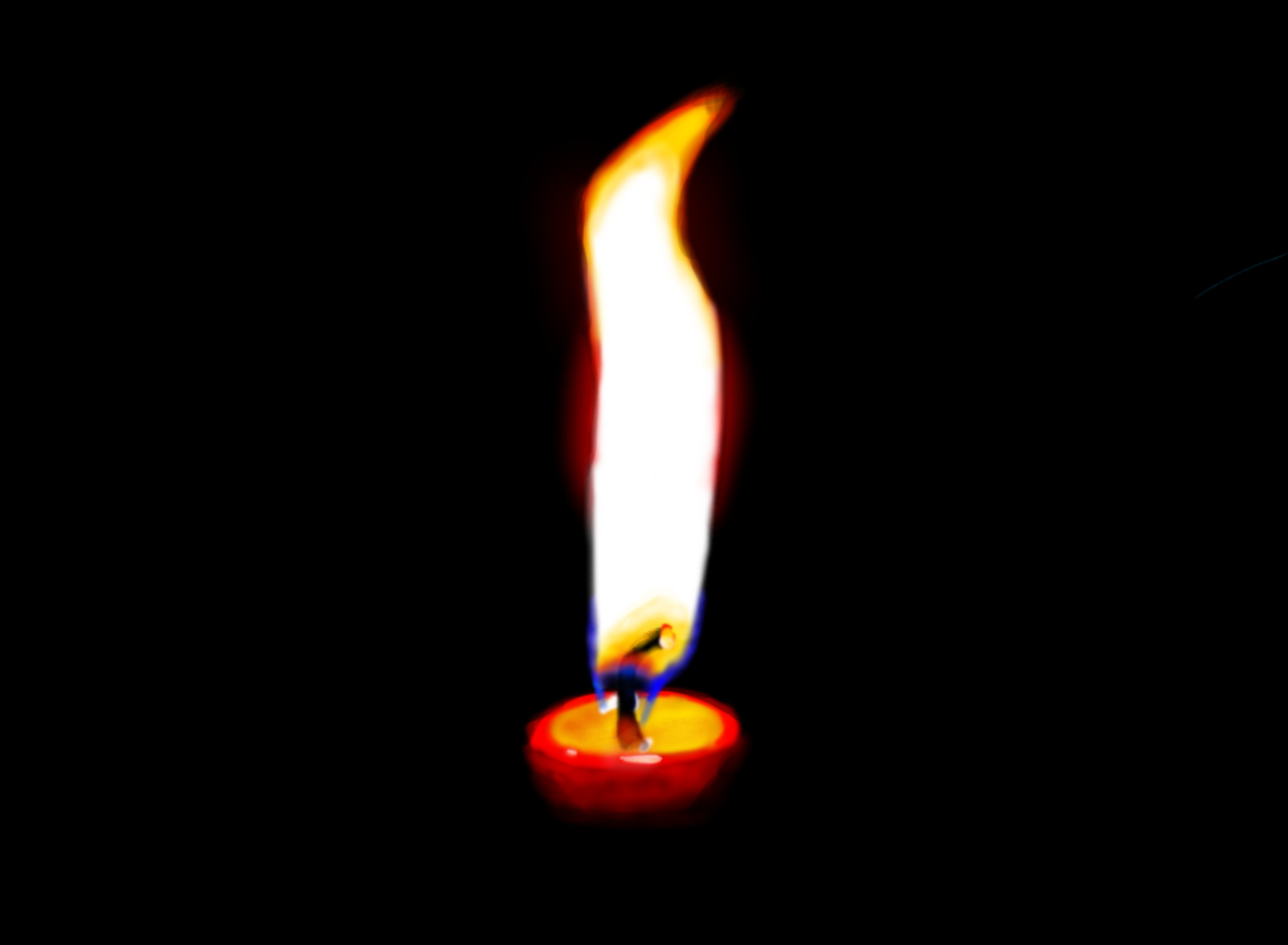 Burning Candle Png Hd - Pin Drawn Fire Candle Flame #10   Candle Flame Png Hd, Transparent background PNG HD thumbnail