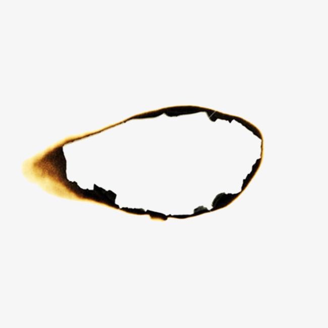 Paper Burning, Burnt Paper, Burning, Irregular Paper Png Image And Clipart - Burnt Paper, Transparent background PNG HD thumbnail