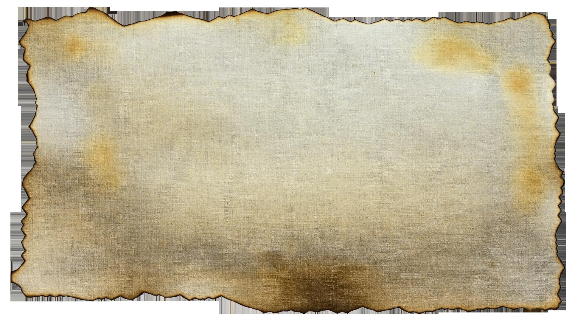 Vintage Burned Paper Background Texture Hd - Burnt Paper, Transparent background PNG HD thumbnail