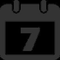 Calendar Free Png Image Png Image - Calendar, Transparent background PNG HD thumbnail