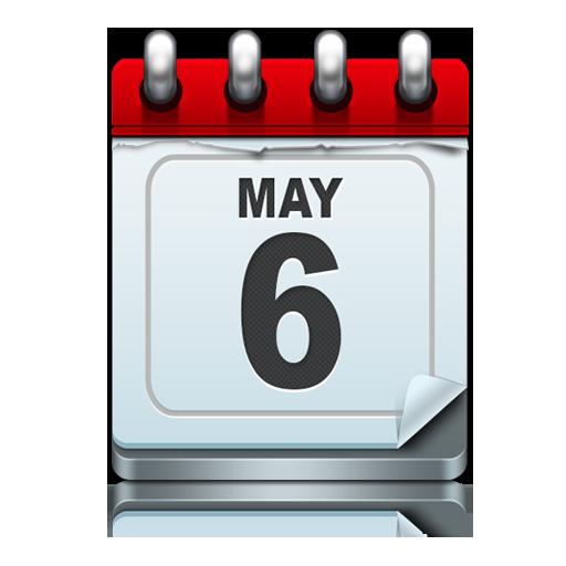 Calendar Icon - Calendar, Transparent background PNG HD thumbnail