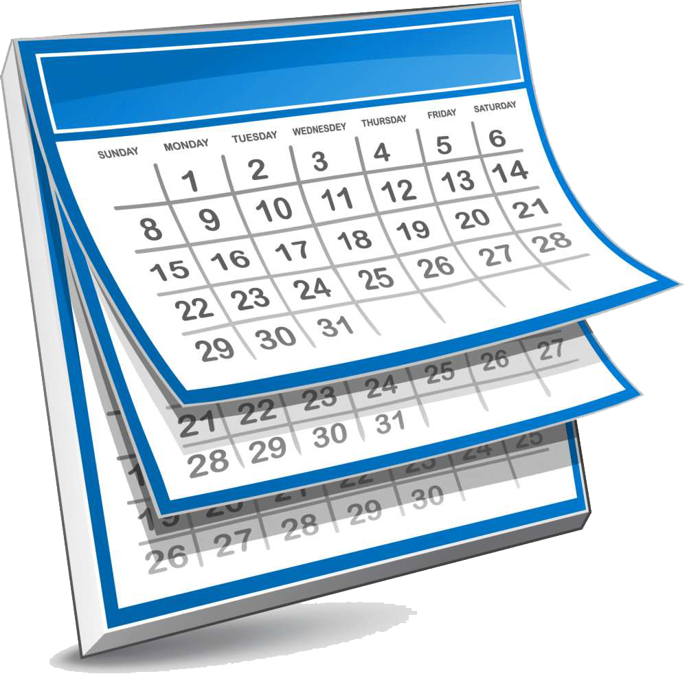 Calendar Transparent - Calendar, Transparent background PNG HD thumbnail