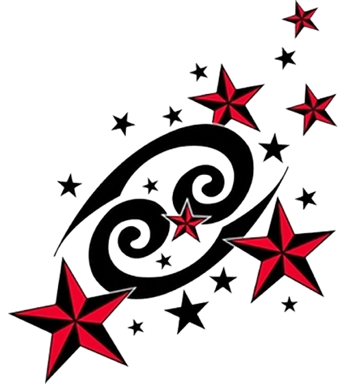 Cancer Zodiac Sign | Cancer Zodiac Sign   Info, Meanings And Pictures Of - Zodiac Tattoos, Transparent background PNG HD thumbnail