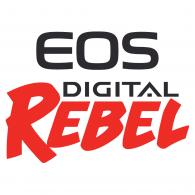 Eos Rebel Canon Logo Vector - Canon Eps, Transparent background PNG HD thumbnail