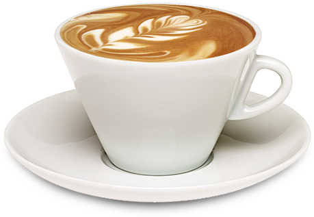Cafe Latte Png Image - Cappuccino Cup, Transparent background PNG HD thumbnail