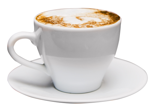 Coffee Cup Png Transparent Image - Cappuccino Cup, Transparent background PNG HD thumbnail