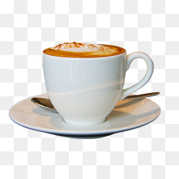 Cup Of Cappuccino, Cup, Cappuccino, Afternoon Tea Png Image And Clipart - Cappuccino Cup, Transparent background PNG HD thumbnail