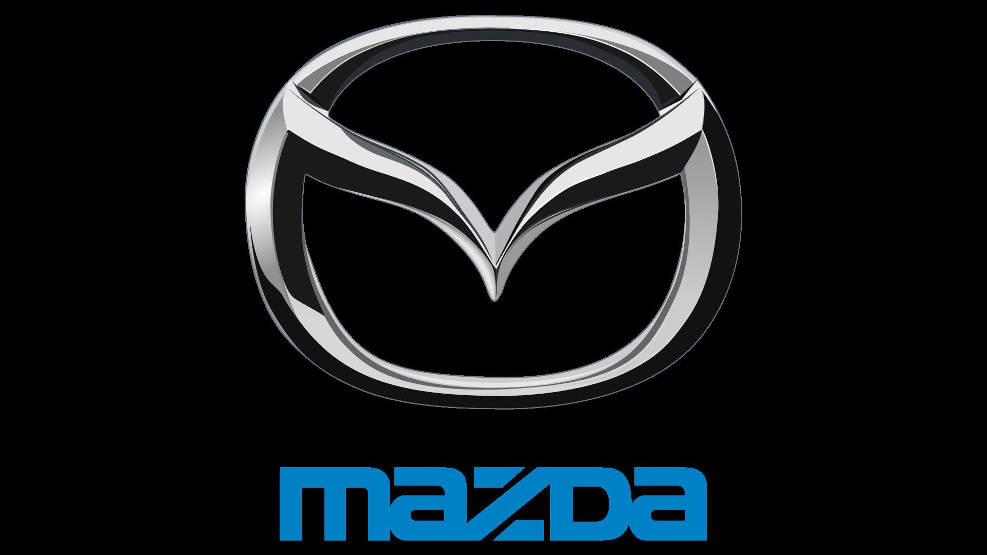 Car Logo Mazda - Car, Transparent background PNG HD thumbnail