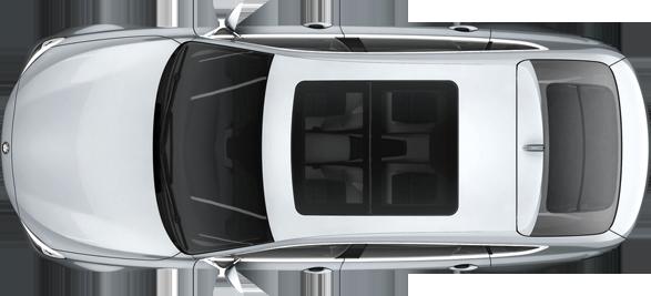 Car PNG Top