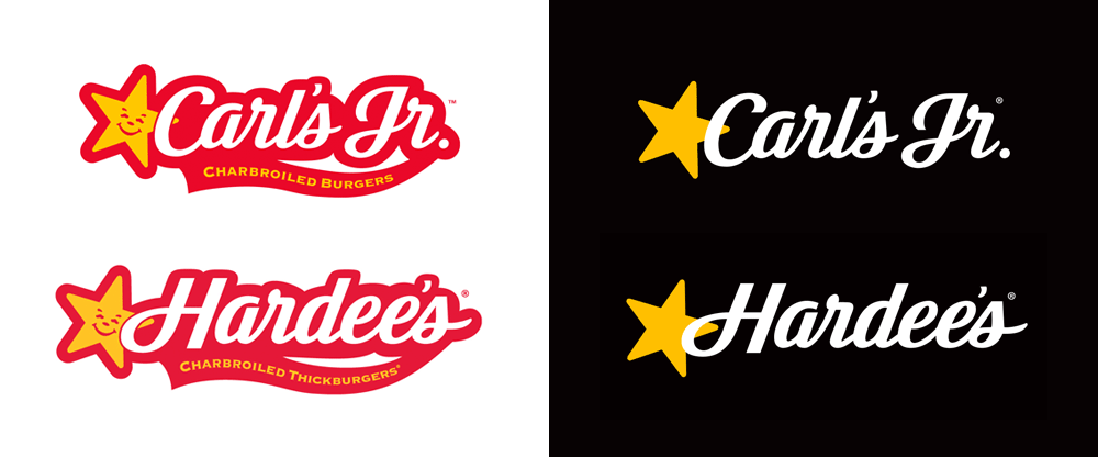 New Logo And Identity For Carlu0027S Jr. And Hardeeu0027S By 72Andsunny - Carls Jr, Transparent background PNG HD thumbnail