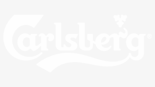Carlsberg Logo White, Hd Png Download , Transparent Png Image Pluspng.com  - Carlsberg, Transparent background PNG HD thumbnail