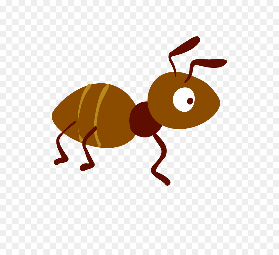 Cartoon Ant Png - Ant Cartoon   Ant, Transparent background PNG HD thumbnail