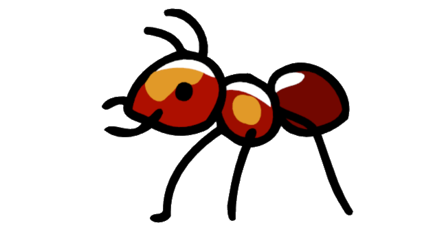 Cartoon Ant Png - Fire Ant.png, Transparent background PNG HD thumbnail