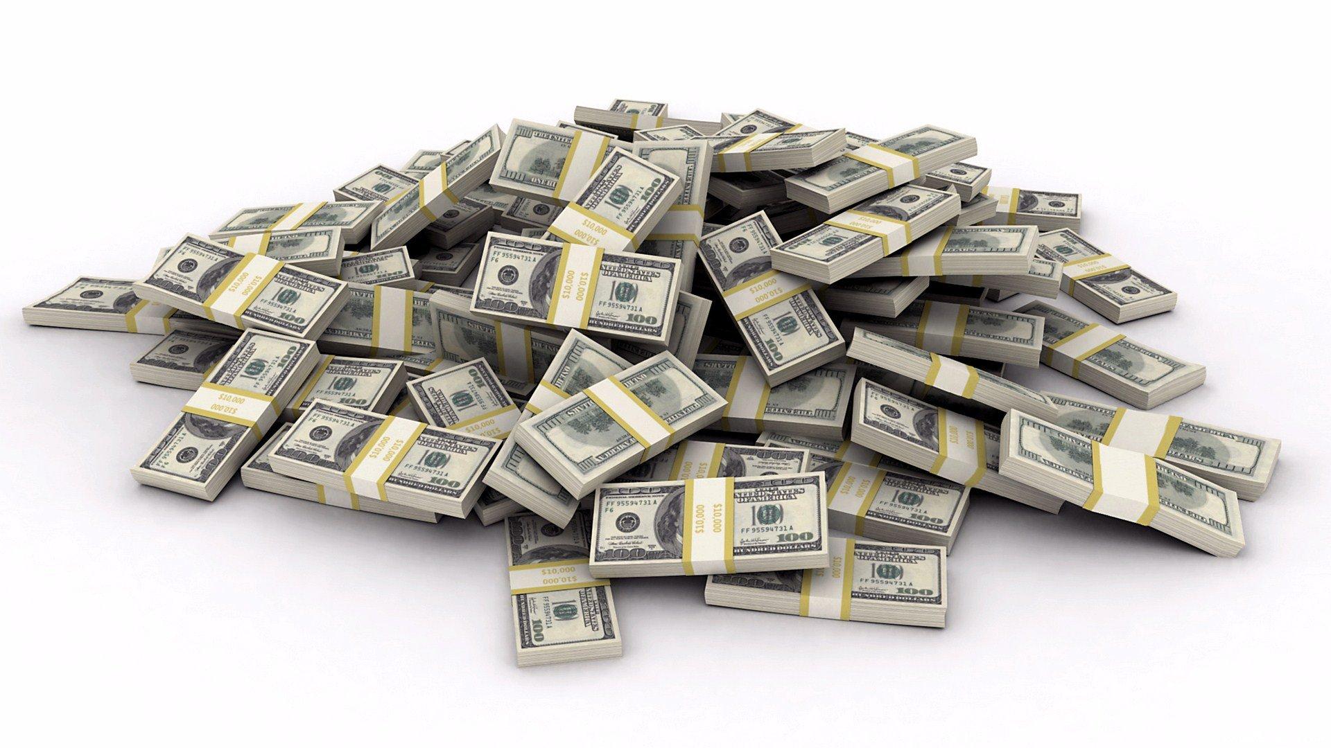 Cash PNG HD