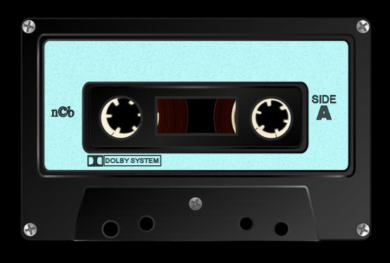 Cassette HD PNG