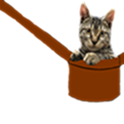 Cat In A Bag - Cat In A Bag, Transparent background PNG HD thumbnail