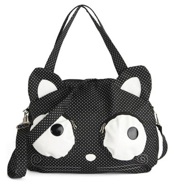 Good Omen Bag - Cat In A Bag, Transparent background PNG HD thumbnail