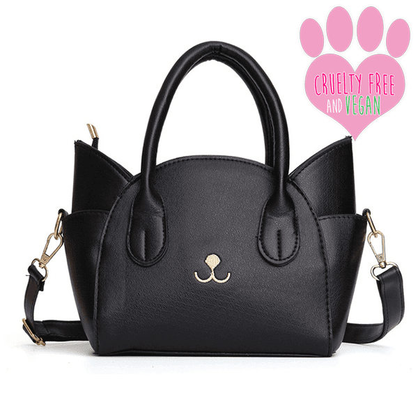 Kitty Cat Purse - Cat In A Bag, Transparent background PNG HD thumbnail