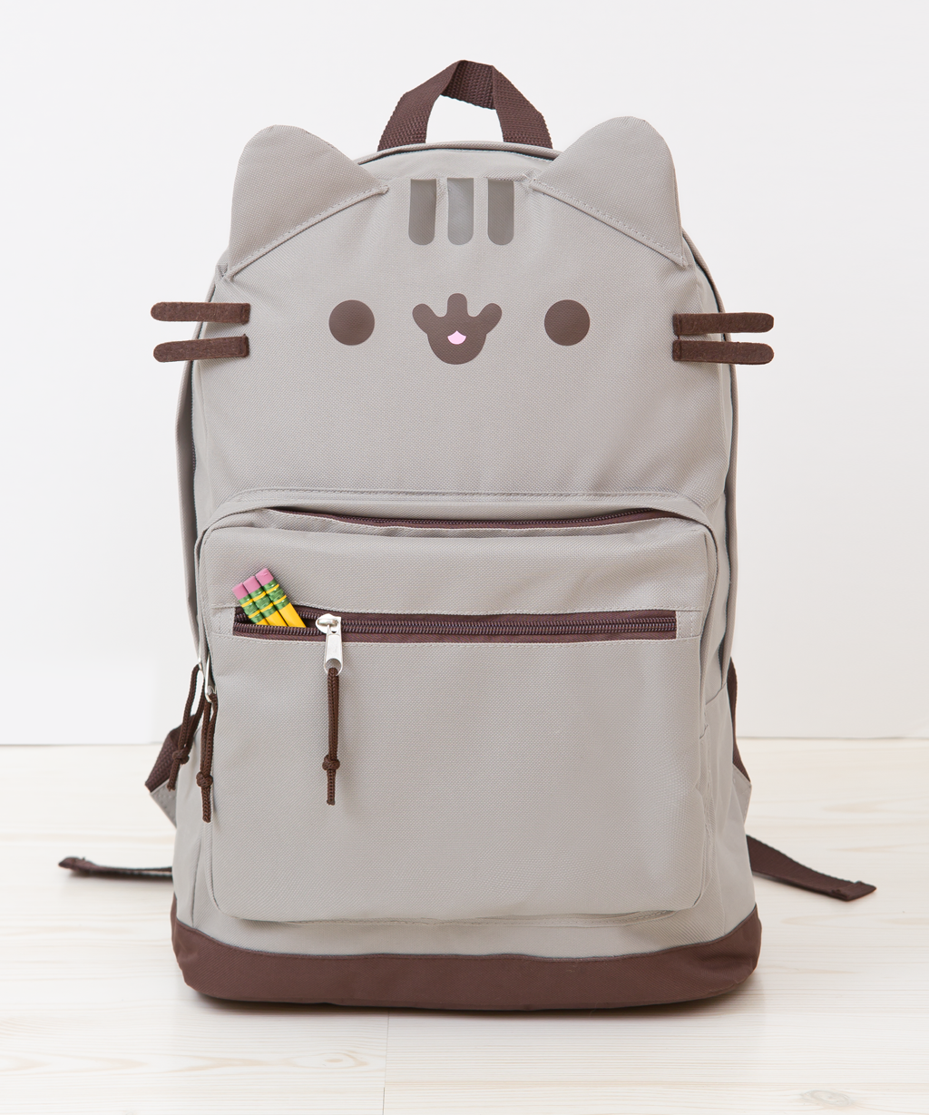 Pusheen The Cat Backpack Hdpng.com  - Cat In A Bag, Transparent background PNG HD thumbnail
