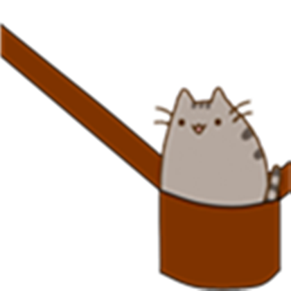Pusheen The Cat In A Bag! - Cat In A Bag, Transparent background PNG HD thumbnail