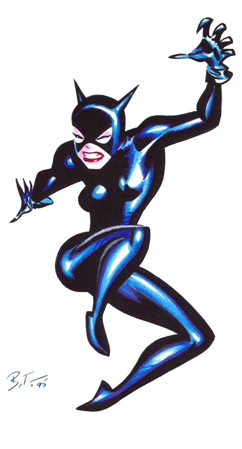 Catwoman PNG