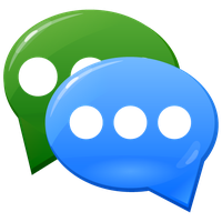 Chat Free Download Png Png Image - Chat, Transparent background PNG HD thumbnail