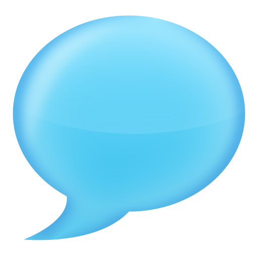 Chat Icon. Download Png - Chat, Transparent background PNG HD thumbnail