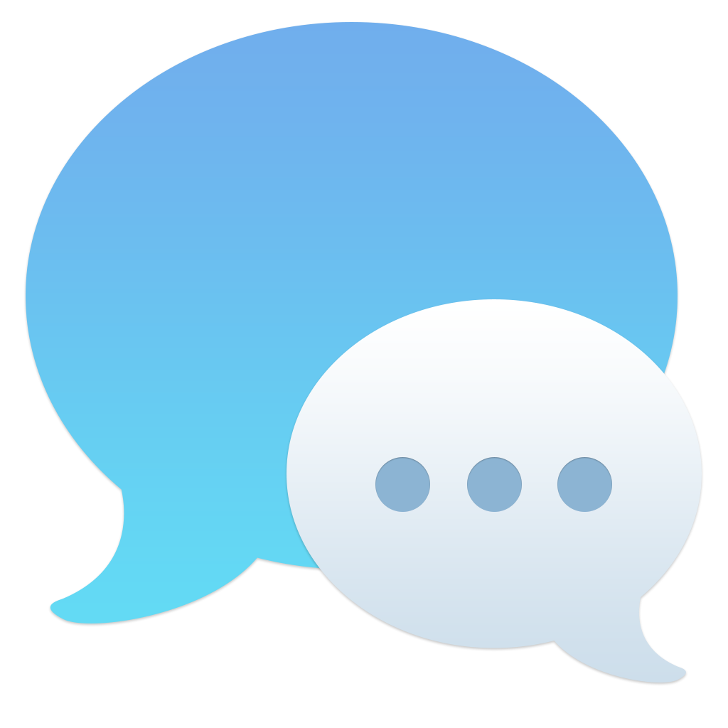 Chat, Messages Icon. Download Png - Chat, Transparent background PNG HD thumbnail