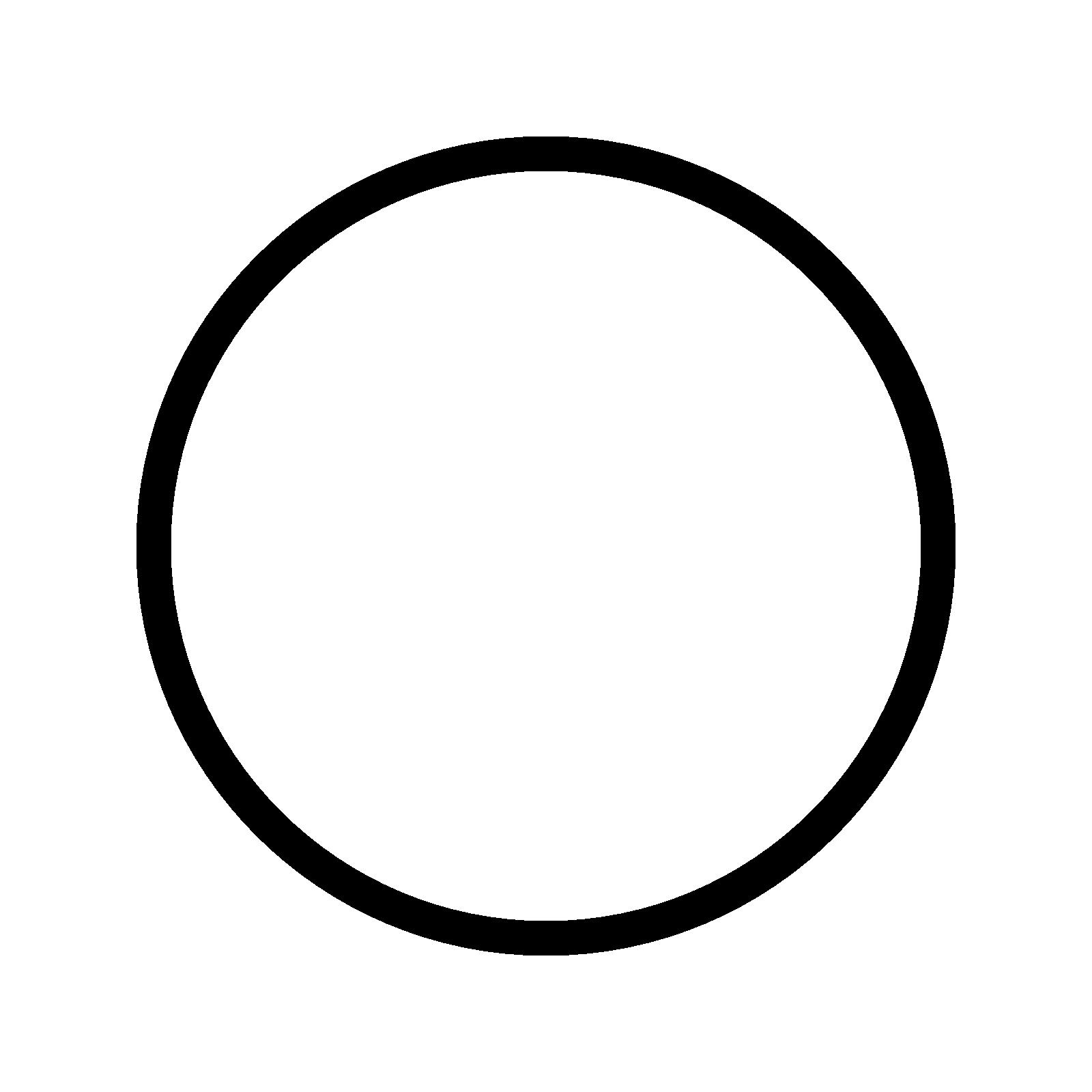 Circle Shape PNG HD