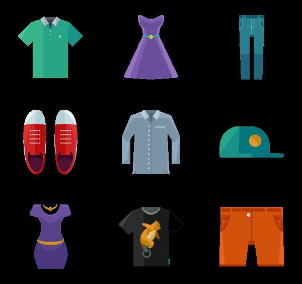 Clothes - Clothes, Transparent background PNG HD thumbnail