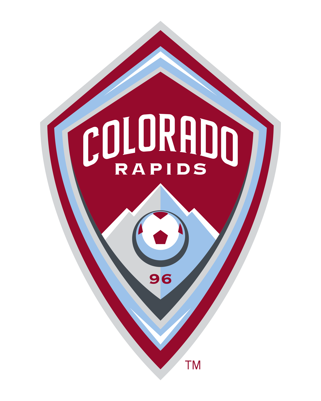 Colorado Rapids Logo Transparent - Colorado Rapids Vector, Transparent background PNG HD thumbnail