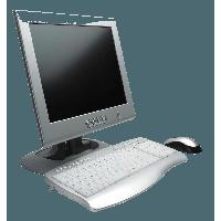 Computer Desktop Pc Png Image Png Image - Computer Pc, Transparent background PNG HD thumbnail