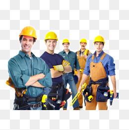 Construction Worker PNG HD