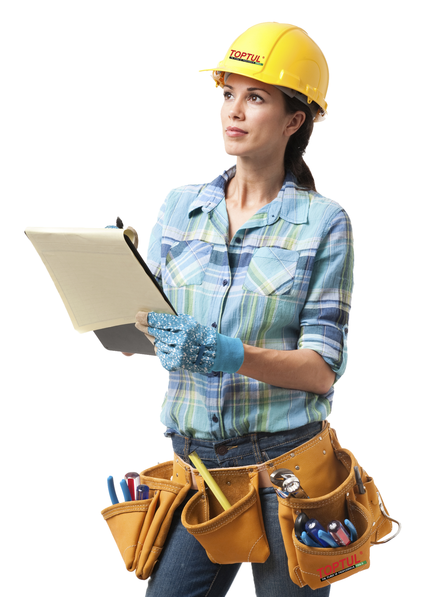 Employees   Industrialworker Hd Png - Construction Worker, Transparent background PNG HD thumbnail
