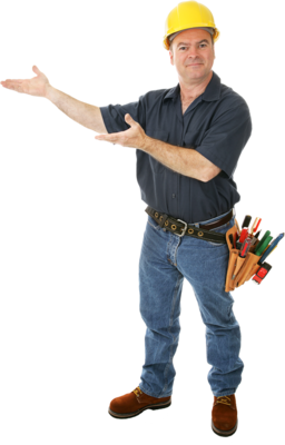 Png Worker Hdpng Pluspng.com 256   Png Worker - Construction Worker, Transparent background PNG HD thumbnail