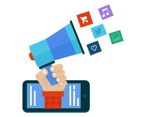 Content Market - Marketing, Transparent background PNG HD thumbnail