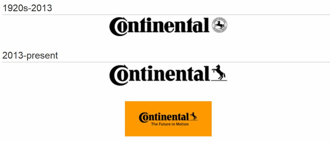 Continental Tires Logo Vector Png - Continental Logo History, Transparent background PNG HD thumbnail