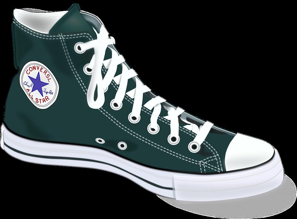 Chucks, Converse, Shoes, Footwear, Fashion, Sports - Converse, Transparent background PNG HD thumbnail