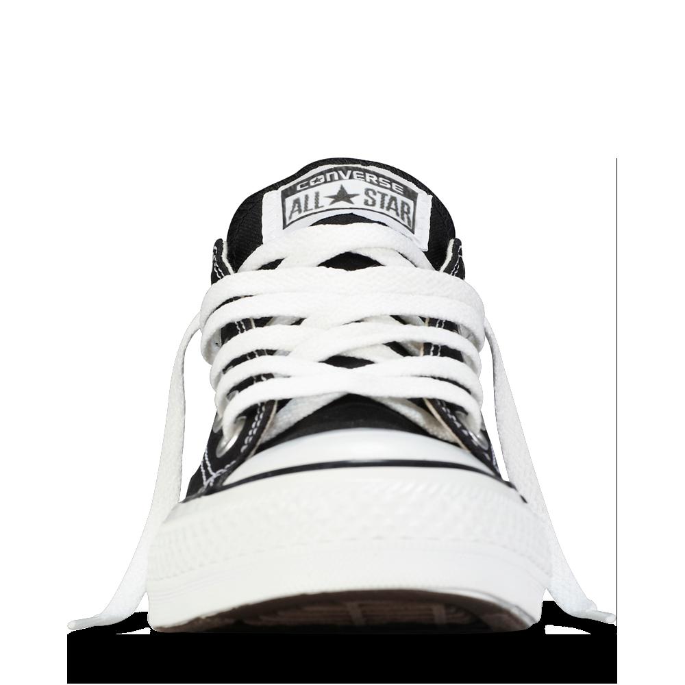 Converse Black Low Top - Converse, Transparent background PNG HD thumbnail