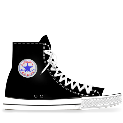 Png Ico Icns More - Converse, Transparent background PNG HD thumbnail
