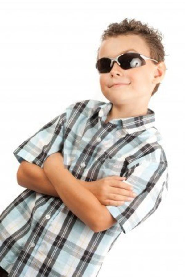 Cool Kid PNG
