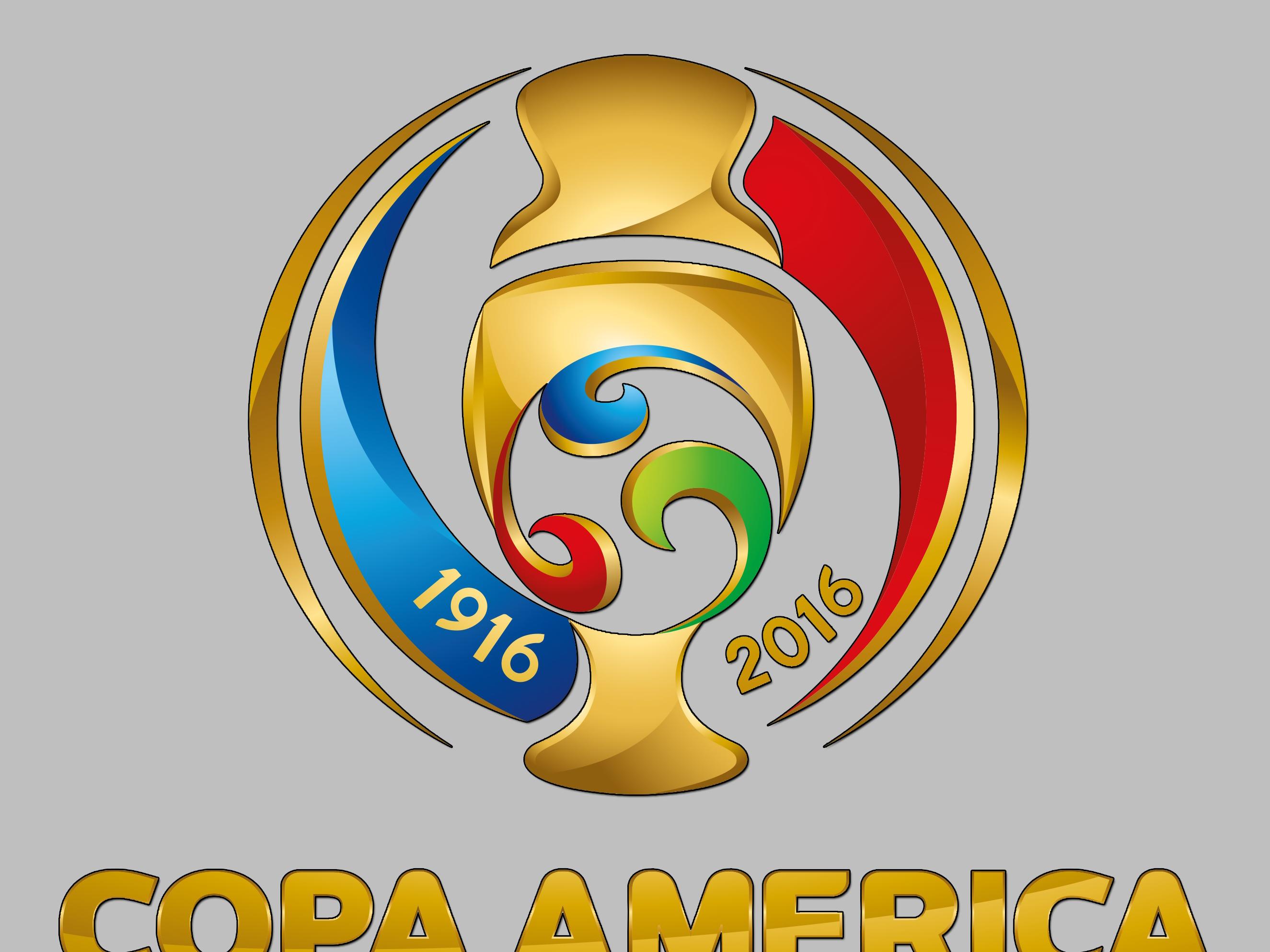 2016 Centennial Copa America Hdpng.com  - Copa America, Transparent background PNG HD thumbnail