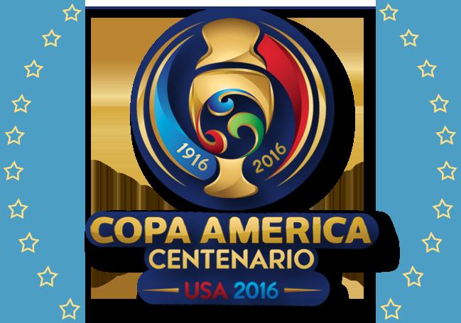 Copa America Centenario Usa 2016 - Copa America, Transparent background PNG HD thumbnail